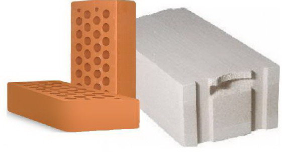 Кирпич или газобетон, что лучше для возведения стен «Родового замка»